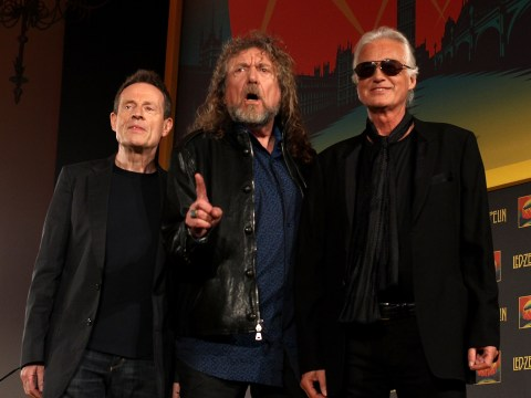 Is there a Led Zeppelin musical in the works?