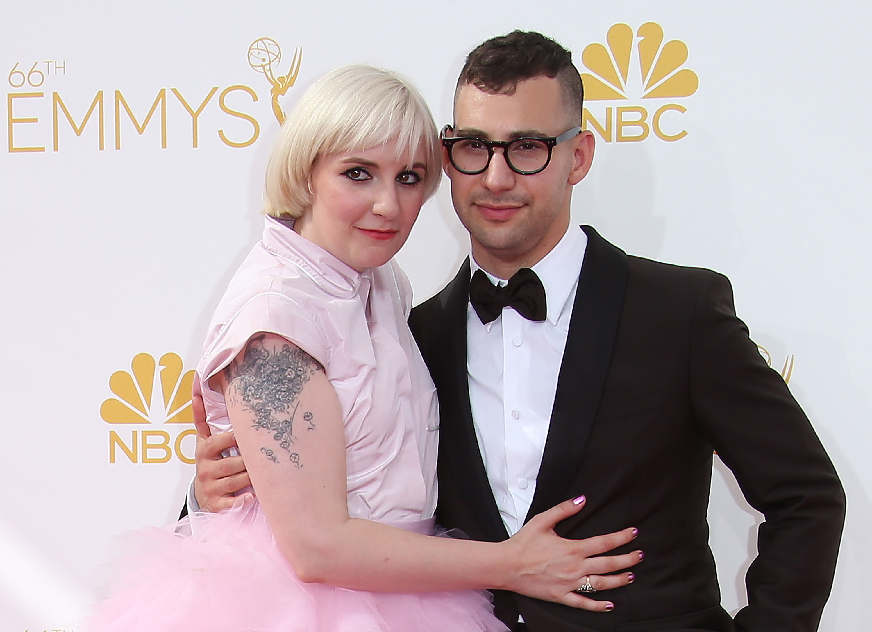 Lena Dunham shares the baby names she picked with ex Jack Antonoff and 'Carrot' was on the shortlist