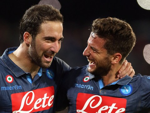 Maurizio Sarri told Chelsea will not change transfer policy to land Gonzalo Higuain or Dries Mertens