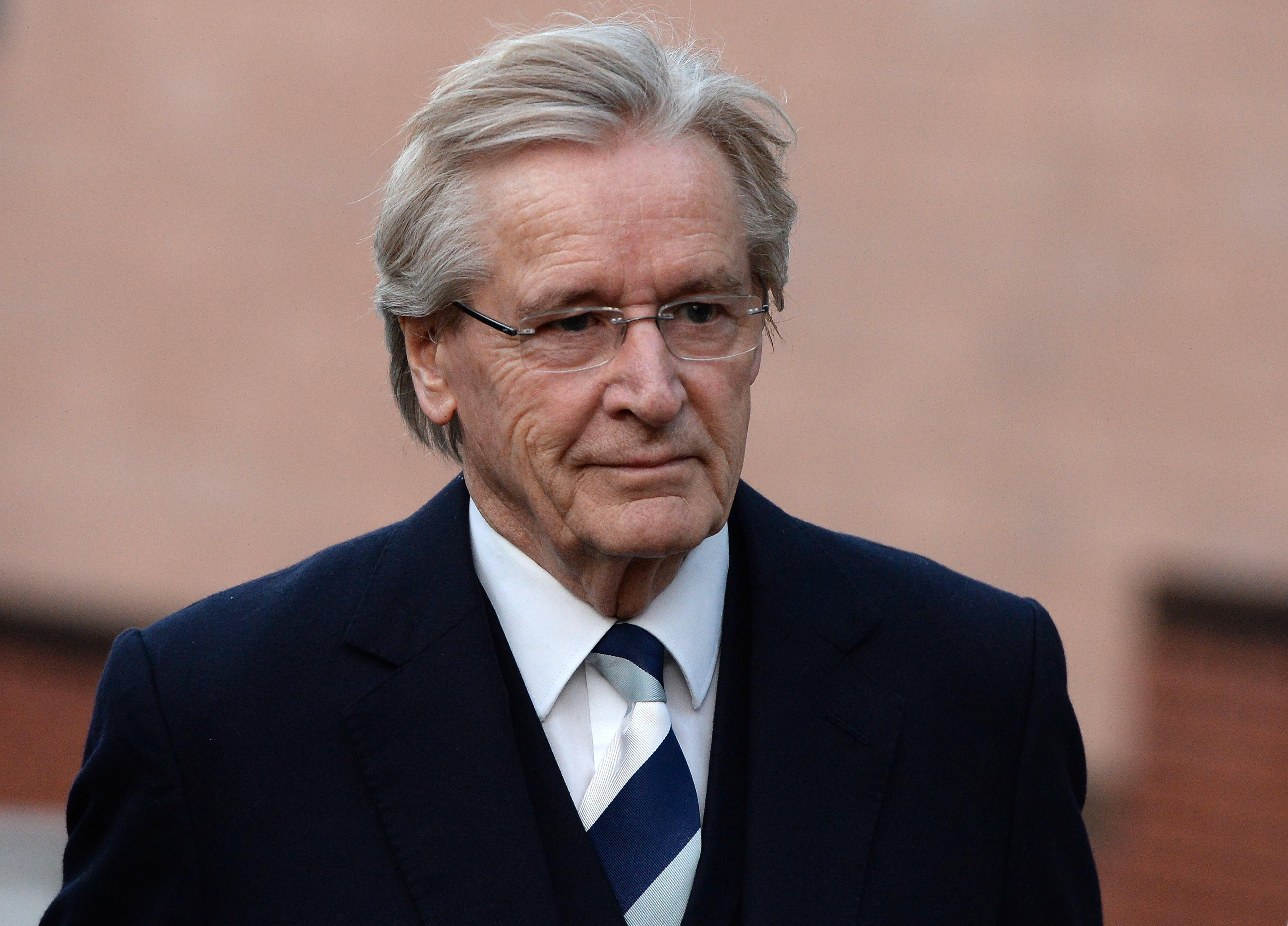 Coronation Street star Bill Roache 'got over his daughter's death in days'