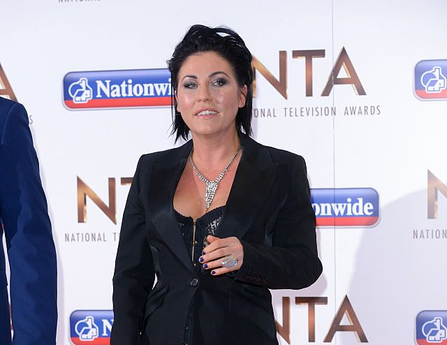 'She got a bit carried away': EastEnders star Jessie Wallace heads home early from British Soap Awards after 'drinking since 4pm'