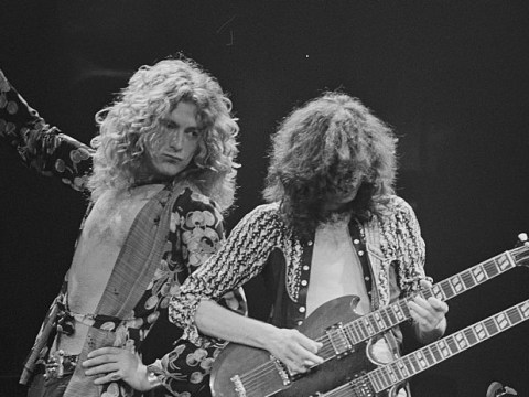 Robert Plant and Jimmy Page in talks to reunite as Led Zeppelin for the band's upcoming 50th anniversary