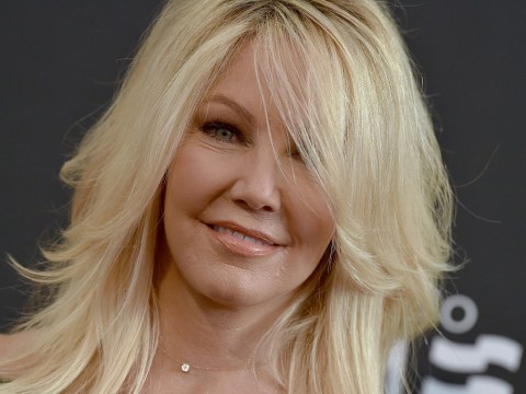 Heather Locklear 'hospitalised for psychiatric evaluation after threatening to shoot herself'