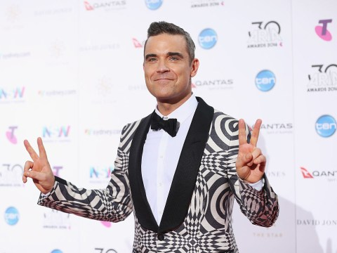 X Factor judge Robbie Williams 'to star in TV show based on his belief in aliens'