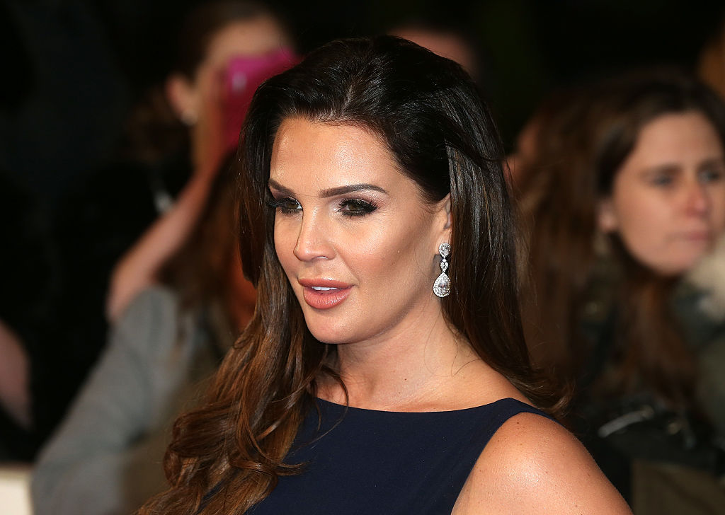'Anyone finding this funny, shame on you': Danielle Lloyd confirms explicit images have been hacked