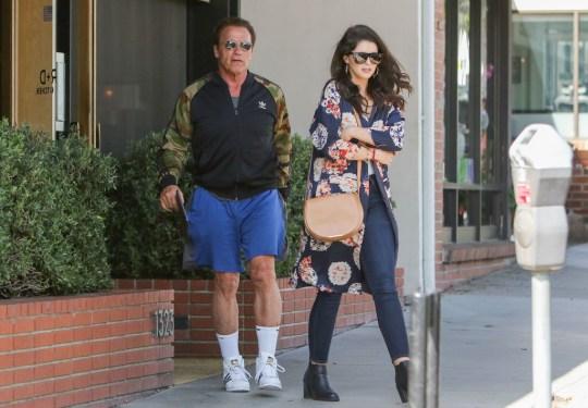 Who is Katherine Schwarzenegger and is she dating Chris Pratt