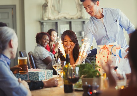 Fiver parties should end the birthday party dilemma of what present to buy