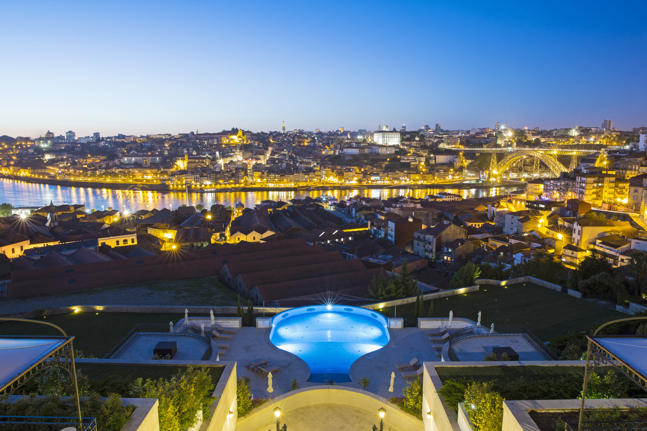 Want to explore Porto and the Douro Valley? Stay in its stunning wine hotels