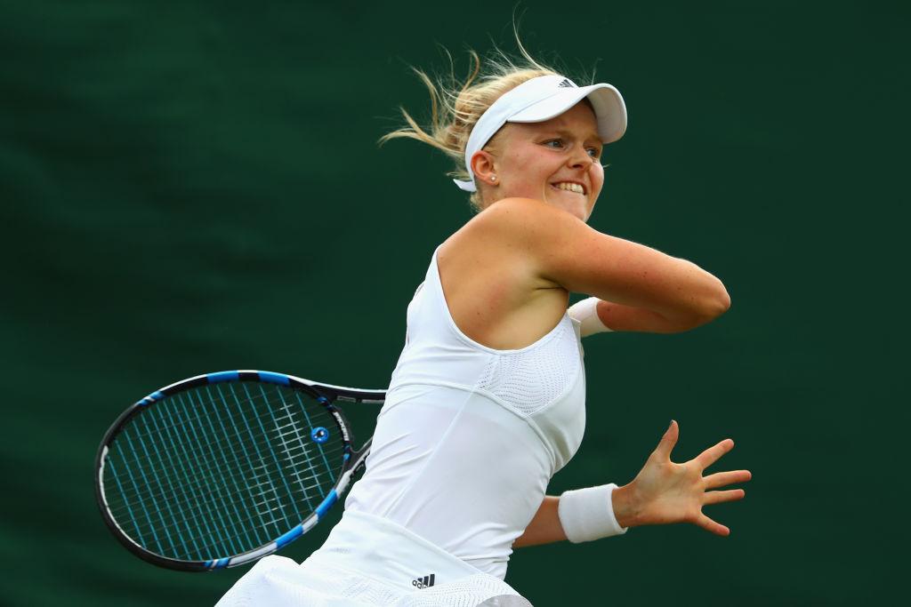 From Hampstead to Wimbledon via Turkey: How Harriet Dart set up Karolina Pliskova tie