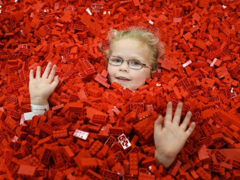 Where is Lego BrickLive event? What time is it? What happens there and where can I buy tickets?
