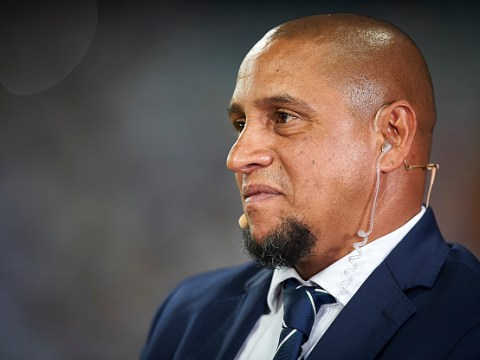 Roberto Carlos picks out the one English player with the swagger of a Brazilian