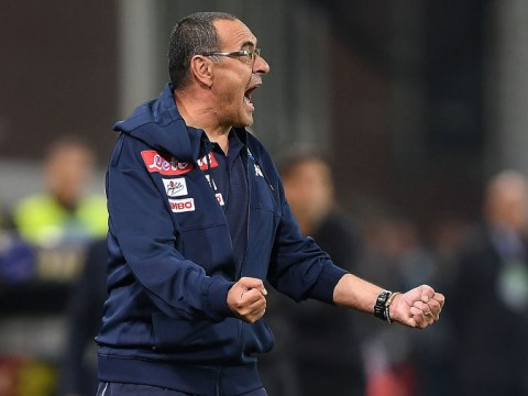 Maurizio Sarri to be announced as Chelsea manager in next 48 hours