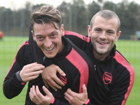 Mesut Ozil advises Jack Wilshere over Fenerbahce transfer after Arsenal exit