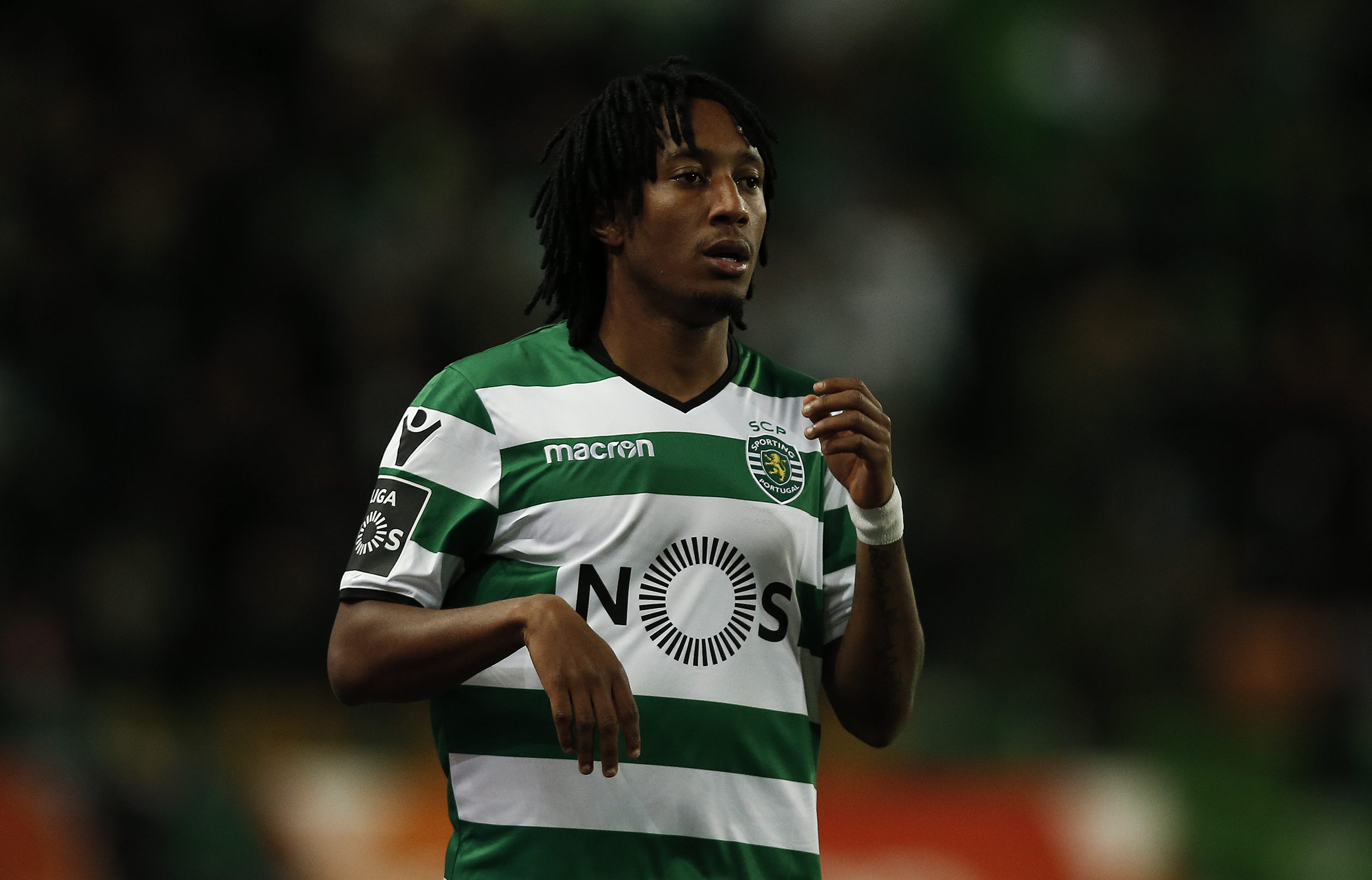 Gelson Martins unhappy after Arsenal have £26m bid rejected by Sporting
