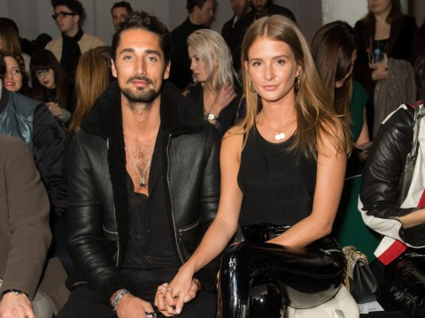 Newlyweds Millie Mackintosh and Hugo Taylor throw lavish party after secret registry office wedding