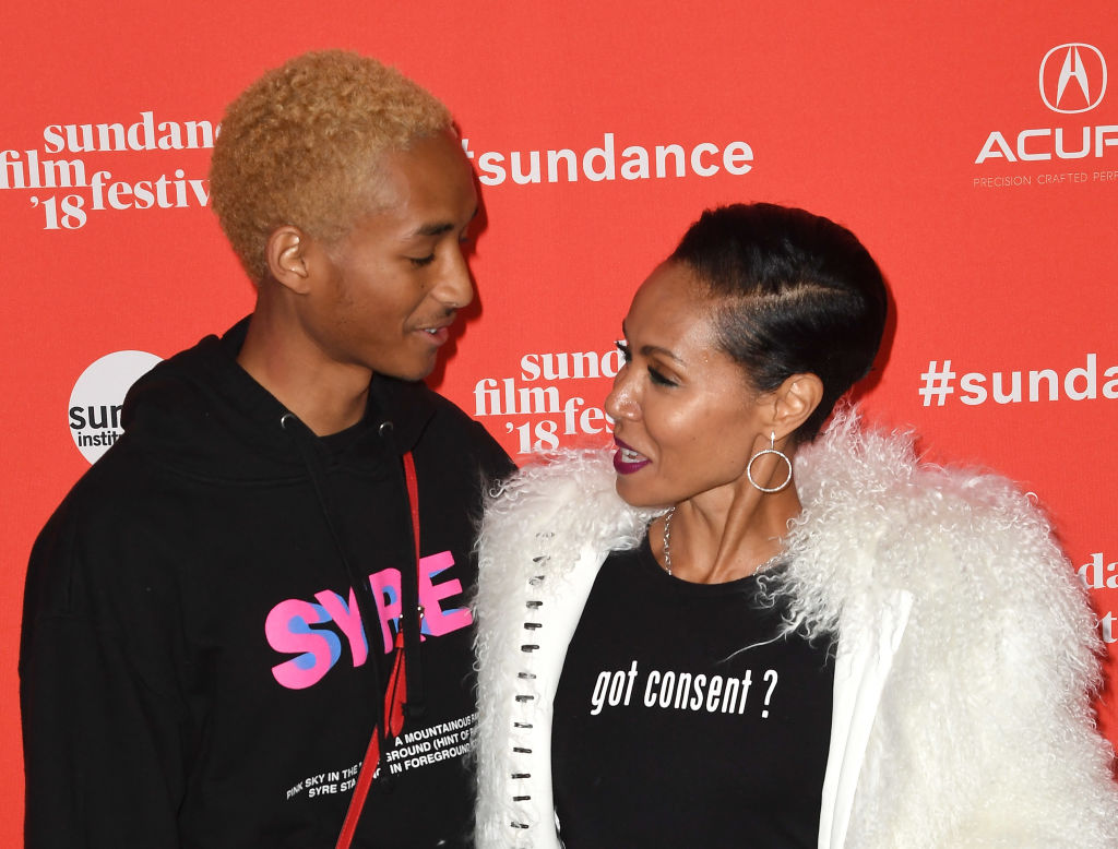 Jada Pinkett Smith reveals she was worried Jaden would be 'violated' at sleepovers