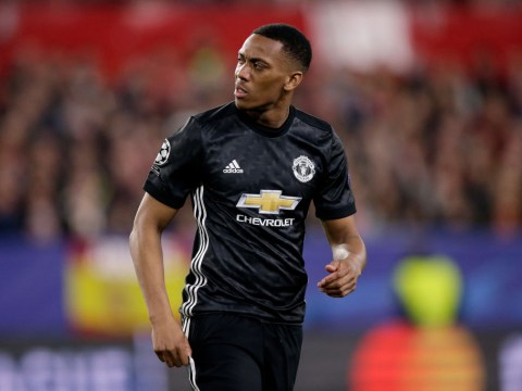 Manchester United fans excited to re-sign Anthony Martial for record fee when Jose Mourinho 'gets sacked'