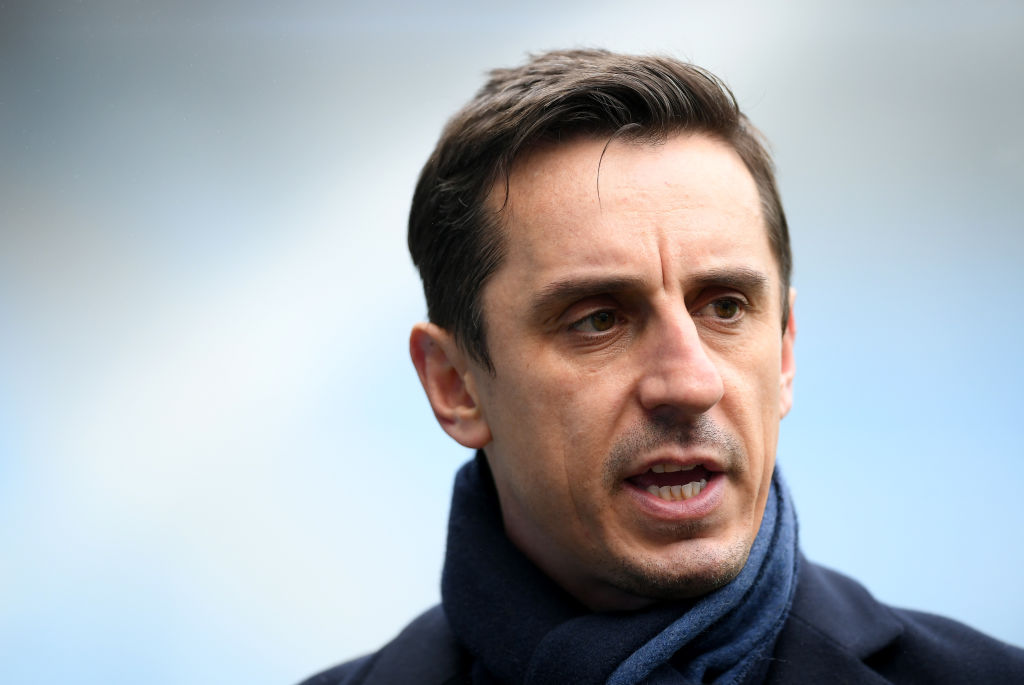 Gary Neville raves about Arsenal-bound Lucas Torreira after Uruguay knock Portugal out of the World Cup