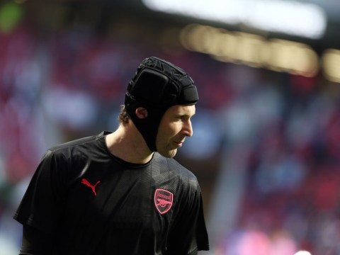 Napoli target Petr Cech as Arsenal look to finalise Bernd Leno deal