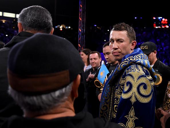 Gennady Golovkin stripped of IBF title as Canelo Alvarez rematch binned