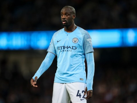 Yaya Toure would join Manchester City's rivals for '£1-a-week' to get back at Pep Guardiola, claims agent