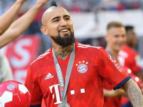 Bayern Munich star Arturo Vidal reveals he 'dreams' of joining Flamengo