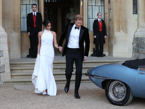 Meghan Markle's evening wedding dress: How and where to buy the exact Stella McCartney replica
