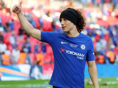 Chelsea reject £17.6m transfer offer from Arsenal for David Luiz