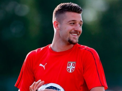 Sergej Milinkovic-Savic hints he's ready to follow Fred to Manchester United