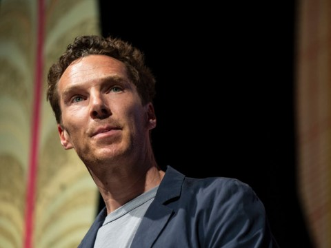 Benedict Cumberbatch insists 'I'm no hero' after saving Deliveroo cyclist from attackers