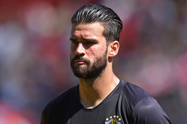 Liverpool making medical arrangements for Alisson after world record £66.8m bid is accepted