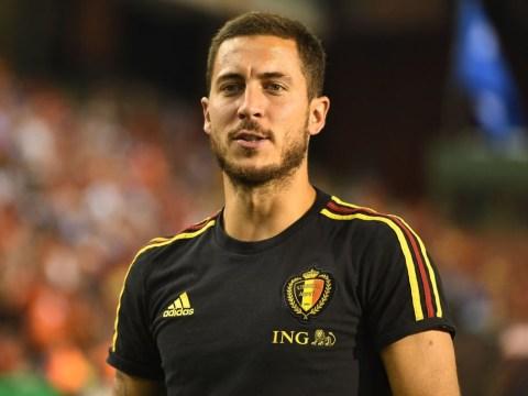 Eden Hazard sends message to Chelsea board over Antonio Conte and transfer signings