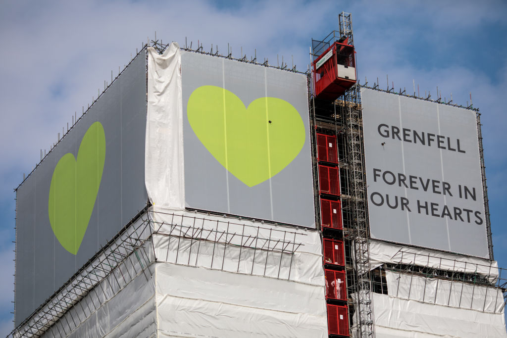 How to support Green for Grenfell on the anniversary of the fire and beyond