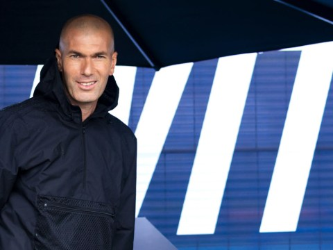 Zinedine Zidane reflects on his decision to leave Real Madrid