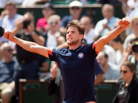 Are the stars aligning for Dominic Thiem at the French Open?