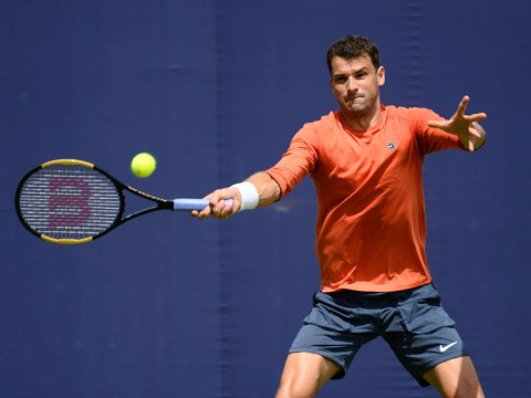 Grigor Dimitrov views early Novak Djokovic tie at Queen's as ideal stepping stone