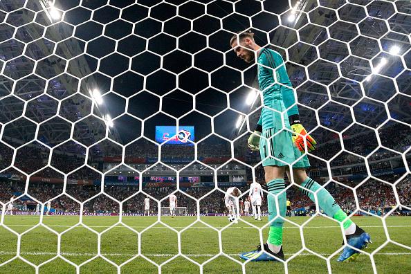 Manchester United's David de Gea destined to start Iran vs Spain