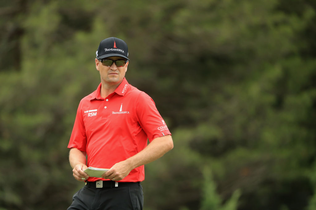 Zach Johnson rips into the U.S. Open and brands it 'pure carnage'