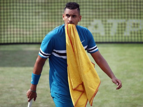 Nick Kyrgios reveals how he reacted to Andy Murray Queen's draw