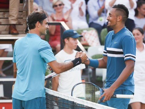 Nick Kyrgios gives verdict on Roger Federer ahead of Wimbledon