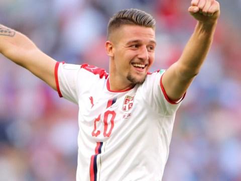 Manchester United target Sergej Milinkovic-Savic prefers Chelsea transfer
