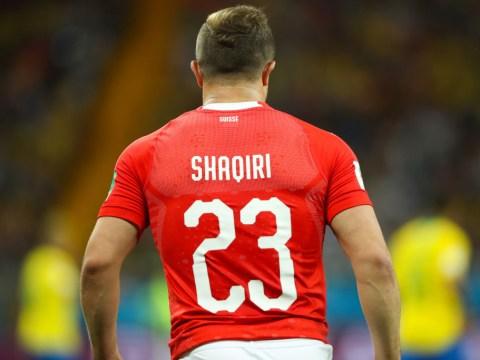 Gary Neville SLAMS Liverpool target Xherdan Shaqiri for being 'unprofessional'