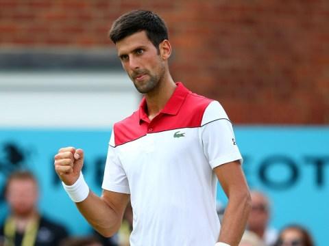 Novak Djokovic fires warning to Grigor Dimitrov ahead of Queen's battle
