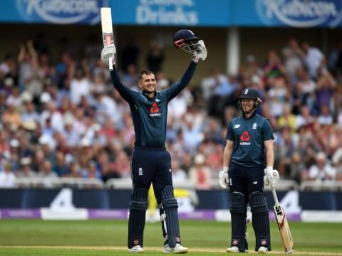 England obliterate own ODI world record as Jonny Bairstow and Alex Hales take Australia apart