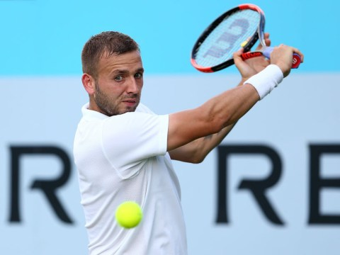 Dan Evans awaits Wimbledon wildcard decision
