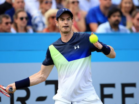 Andy Murray to play at Eastbourne ahead of Wimbledon decision