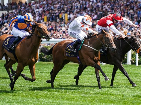 What channel is Ascot on? Friday's racecards and non-runners