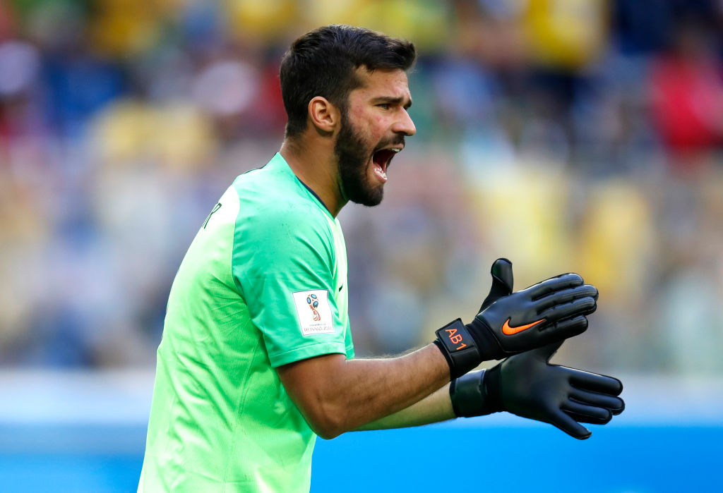 Liverpool transfer target Alisson not 'unsellable', admits Roma chief Monchi