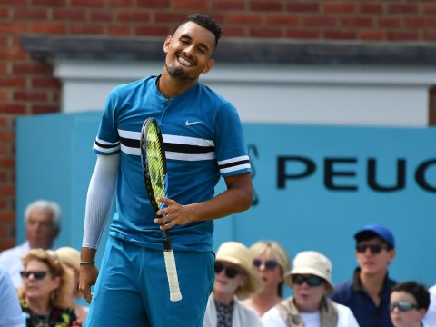 Nick Kyrgios takes Wimbledon positives after Roger Federer & Marin Cilic defeats