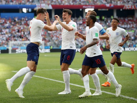 It's coming home: England fans CONVINCED Three Lions are winning the World Cup